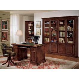 Библиотека Libreria 4/P. in legno e 4/p. in vetro