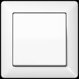 Выключатель одноклавишный  AS500