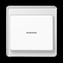 Выключатель 1-клавишный SL500